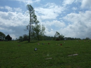 Madison County Cemetery, photo by smalltowngirl